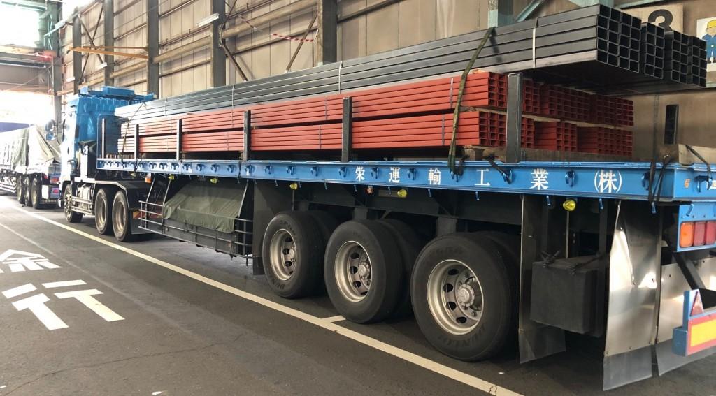 鉄鋼製品・GR製品の輸送