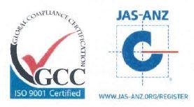 ISO 9001:2015認証取得